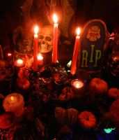 Boo! (Prop Work/Interiors/Wallapers) 15 by EVysther