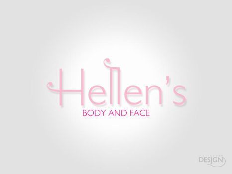 Hellen's - Body and face by IlustrandoDesignBR