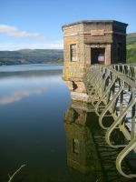TALYBONT RESERVOIR by iriscup