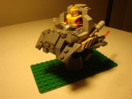 Eggman's Mobile by anonymousawhorse