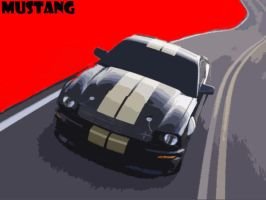 the mustang by lovesexdestruction