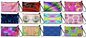 clutch bags by KRSdeviations