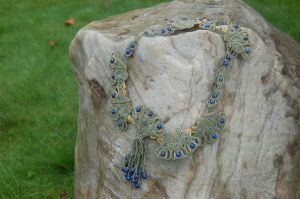 necklace on the stone by 3zolushka