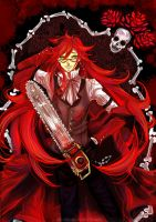 Grell Suitcliff by AlcoholicRattleSnake