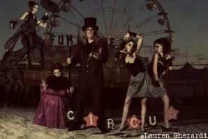 The Evil Circus by lmgphotography