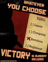 EQRG Propaganda #1 Choose by WhatTheScoots