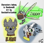 Kane and Company by DontAskForCookie
