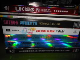 Kpop Album Collection by ShineeWorld58