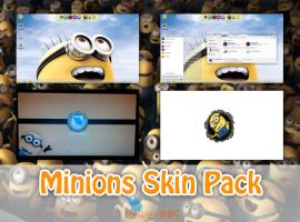 Minions Skin Pack by hawen005