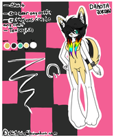 .:Dakota-Ref:. by ChiiSpirit