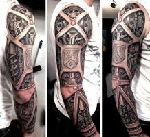 probably the best sleeve ive ever seen by Synthetic-Invader