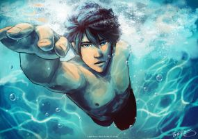 Free! by camibee