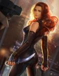 Black widow by jiuge