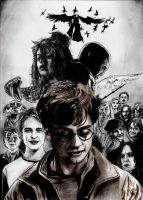 Harry Potter IN MEMORIAM by Williaaaaaam