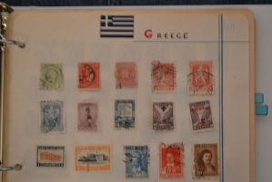 Stamps From The 1930s  to 45 (3) by Jaws1996