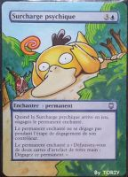 Psychic Overload, feat. Psyduck from Pokemon by Toriy-Alters