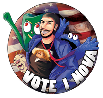VOTE 1 NOVA by Oweeo