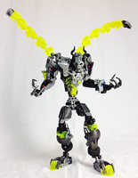 Acetate: Warrior of Acidity by zap123build