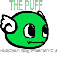 The Puff by HawtayanPunk