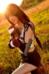 FFVII-Tifa Lockhart Cosplay by leppa-berry