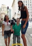 Elisany and tiny cameraman by lowerrider