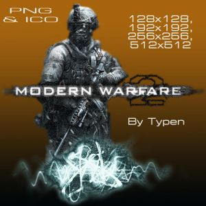COD Modern Warfare 2 icon