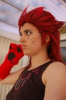 Cheshire Cat Axel by KellyJane