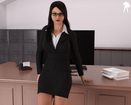 Commission: Eyline Avari by Supro3D