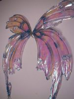 Pearls and Ice Pixie Wings 3 by KimsButterflyGarden