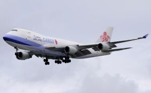 Boeing 747-400 China Airlines Cargo by shelbs2