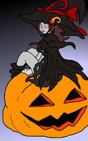 Halloweenstuck Aradia by lady-warrior