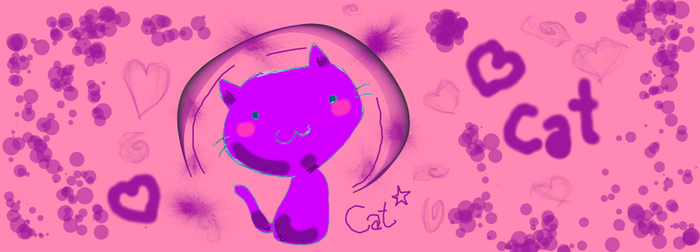 Cat by Wolverina13