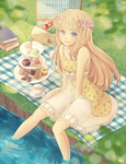 mbtea: summer picnic by pepaaminto