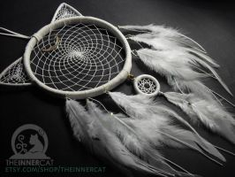 Artemis Dream Catcher by TheInnerCat