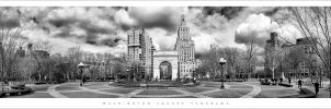 Washington Square Panorama by Nylons