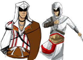 assassin bros by antiphile