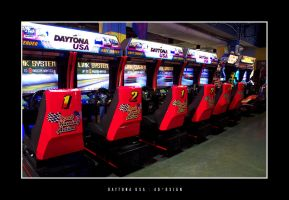 daytona usa by diversen