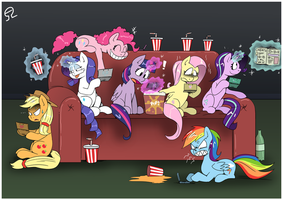 Game Party by Anzhyra