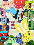 Hetalia Tree Friends by NSYee36