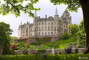 Dunrobin Castle by FoxDesigns