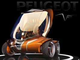 Peugeot Vers 1 by talesytales