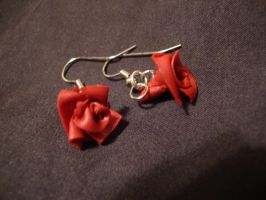 Red Clay Roses by Menouthys