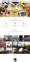 Kaledio - Responsive MultiPurpose WordPress Theme by sandracz