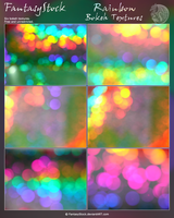 Bokeh Texture Zip Pack 4 by FantasyStock