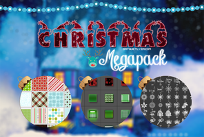 +CHRISTMAS MEGAPACK by ISatQuietly