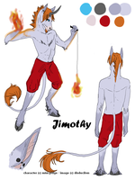 Ref Sheet - Jimothy by centuries-before