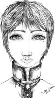Specific girl by ChinMa