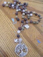 Pagan Rosary 'Prayer Beads' by AbsyntheMyndedArt