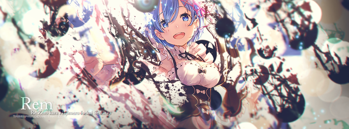 Rem by tammypain