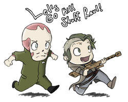 Let's Go by Kamajii-the-mog